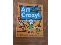 Art Crazy Book