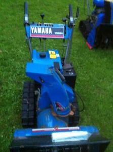 YAMAHA YS624 SNOWBLOWER/THROWER WITH PLASTIC FUEL TANK Windsor Region Ontario image 1