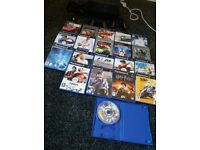 Sony Playstation 2 PS2 Fat Console Bundle - Leads pad Memory Cards & Games spyro