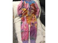 Disney Princess Onesie age 5-6