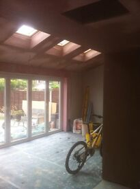 Plastering services north west