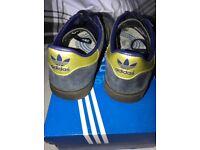 Adidas munchen SPZL, navy/gold