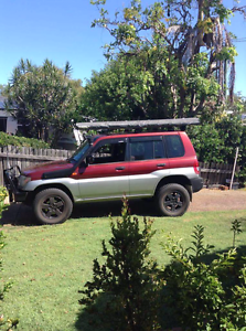 Mitsubishi Pajero Io Woorim Caboolture Area Preview
