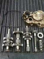 HONDA CRF450R 03-07 TRANSMISSION AND TOP END PARTS