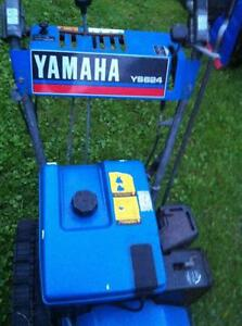 YAMAHA YS624 SNOWBLOWER/THROWER WITH PLASTIC FUEL TANK Windsor Region Ontario image 5