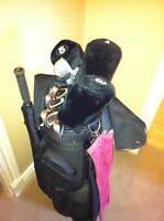 Sac et ensemble complet de bâtons de golf pour femme (droitiers)