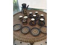 Denby Arabesque set