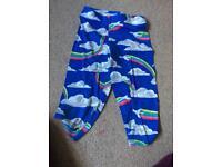 Boden 3/4 length leggings