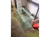 Large 3ft glass fish tank aquarium