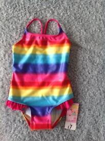Swimming costume new with tags 3 years