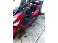 125cc sym joyride £650 no offers reduced price already due to time wasters
