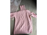 River island size 8 woolly jumper