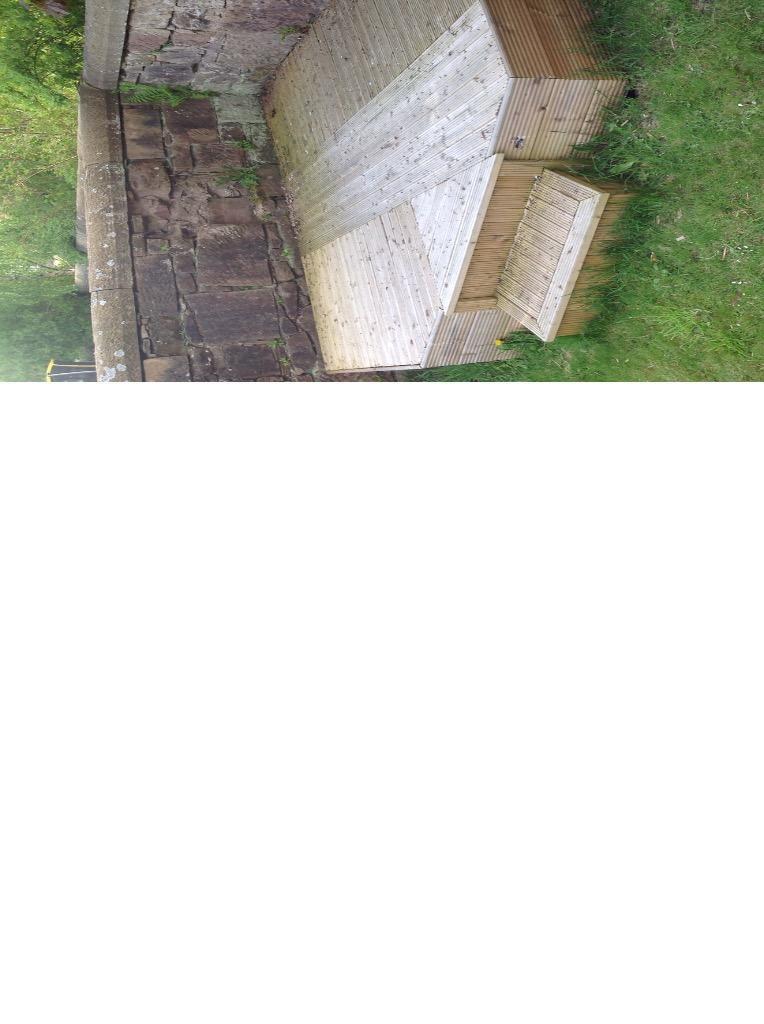 Decking1 year oldbargaintimberwood in Bargeddie  : 86 from gumtree.com size 764 x 1024 jpeg 67kB