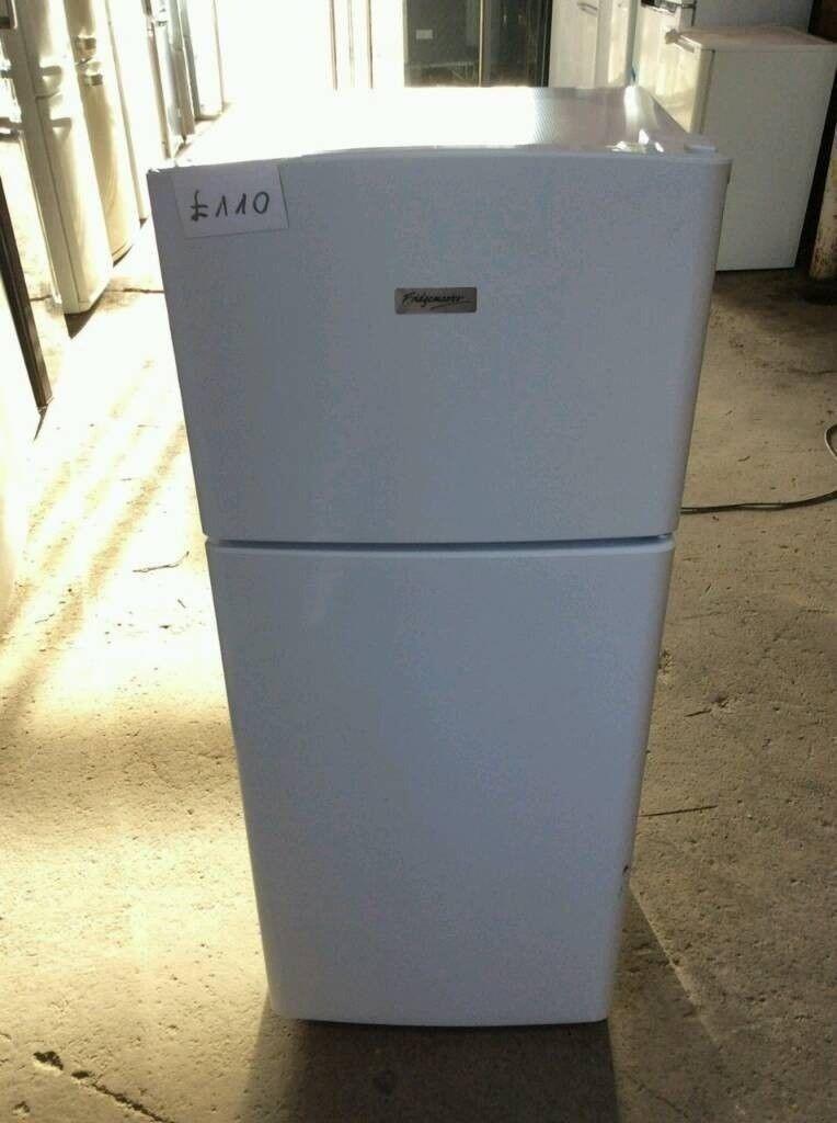 White FridgeMaster A+ Class Small Fridge Freezer