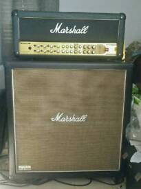 Marshall avt150h & 4x12 cab