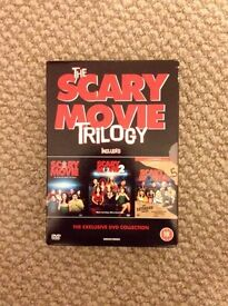 Scary Movie Trilogy Box Set