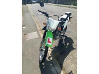 Kawasaki klx 125 low mileage