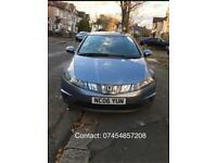 HONDA CIVIC SE I-VTEC 2006 1.8 Petrol manual- 67K Full leather interior