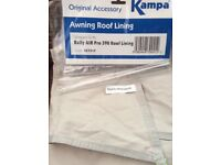 Kampa Rally Air Pro 390 Awning Roof Lining for sale  Norwich, Norfolk