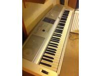 Yamaha Portable Grand (DGX-505) electric piano for sale