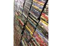 DVDs £1 EACH