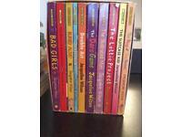 Jaqueline Wilson book collection (original price £48.90)