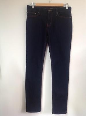 MICHAEL KORS-Blue Rinse(Indigo)Kent Skinny Fit Jeans (Waist 29/ Length 30) BNWT