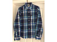ABERCROMBIE AND FITCH MENS SHIRT, SMALL MUSCLE FIT, BRAND NEW, LABELS STILL ATTACHED