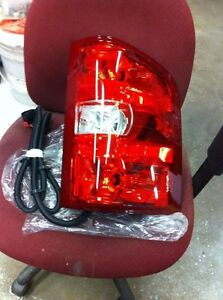 Chev right tail light
