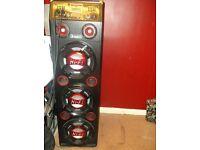 HI FI karaoke machine