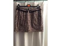 TOPSHOP skirt UK size 10