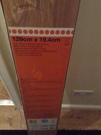 Laminate flooring,