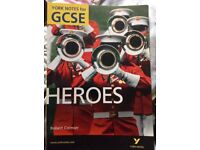 Heroes York Notes for GCSE