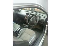 Vauxhall corsa c half leather interior