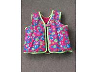 SPEEDO Swimming life jacket 4/5 years girls