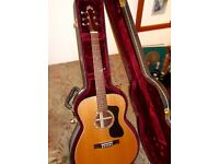 Guild Acoustic Guitar And Case For Sale