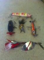 Wanted.Antique- vintage fishing tackle