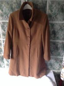 Sisley from Benetton coat size 12-14