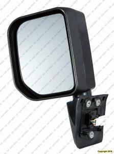 Door Mirror Power Driver Side Without Special Edition With Lamp Power Ptm Toyota FJ Cruiser 2007-2009