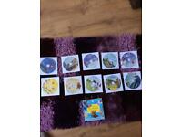 The Julia Donaldson Collection set of 10 stories on cd and songs