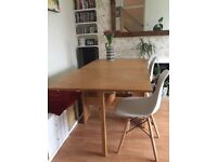 Habitat foldable Dining table