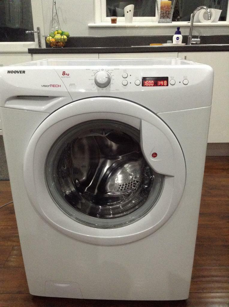 Vision vhd822 washing machine help and advice from hoover.