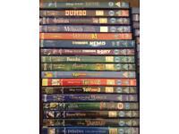 Childrens Disney dvds