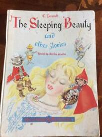 The Sleeping. Beauty & Other Stories Retold.by Shirley Goulden originally by C Perrault