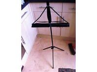Basic Music Stand