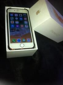 iPhone 6s Rod Gold