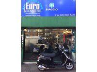 Piaggio Vespa LX 125cc *Immaculate condition*