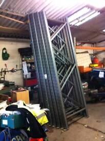 Heavy Duty Industrial Pallet Racking
