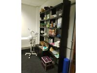 A treatment room to rent