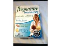 Reduced - Pregnacare breastfeeding tablets